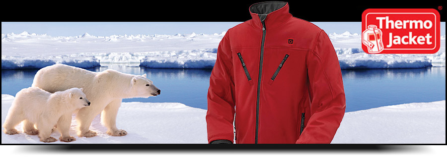 Thermo Jacket red