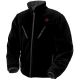 Thermo Jacket black, Size S, UK women 8-10, UK men 32-34