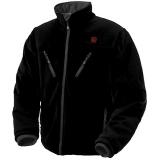 Thermo Jacket black, Size L, UK women 16-18, UK men 40-42