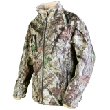Thermo Jacket camo, size M, UK women 12-14, UK men 36-38
